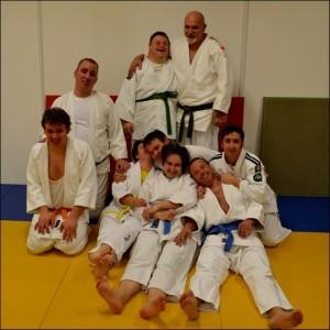 G-Judo sekcija in Darij Šomen
